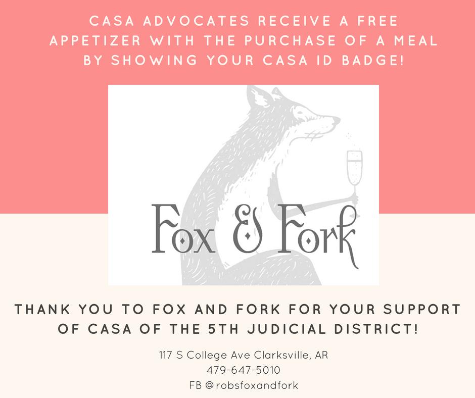 CASA Volunteer Appreciation